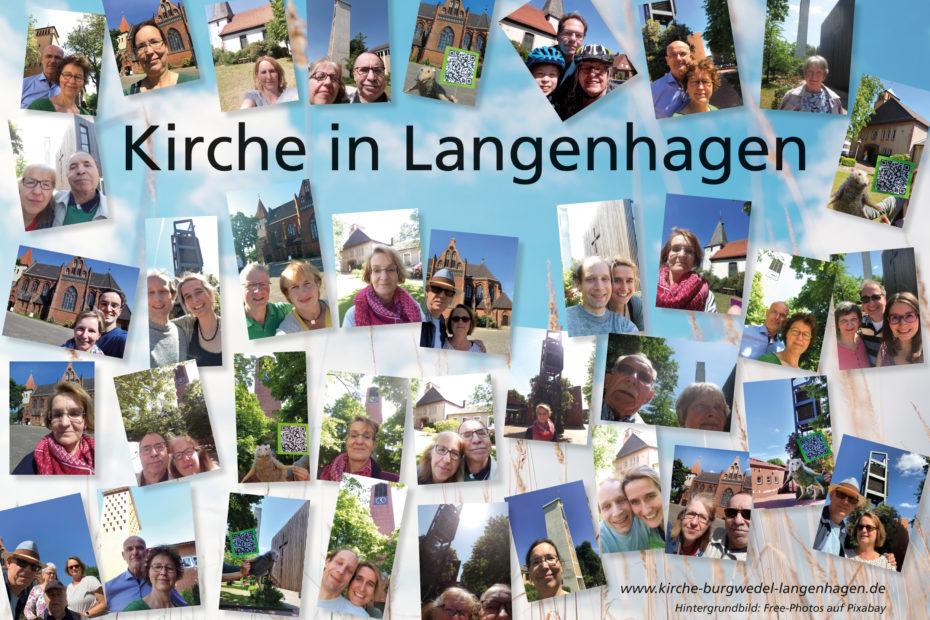 Selfies mit Kirchturm