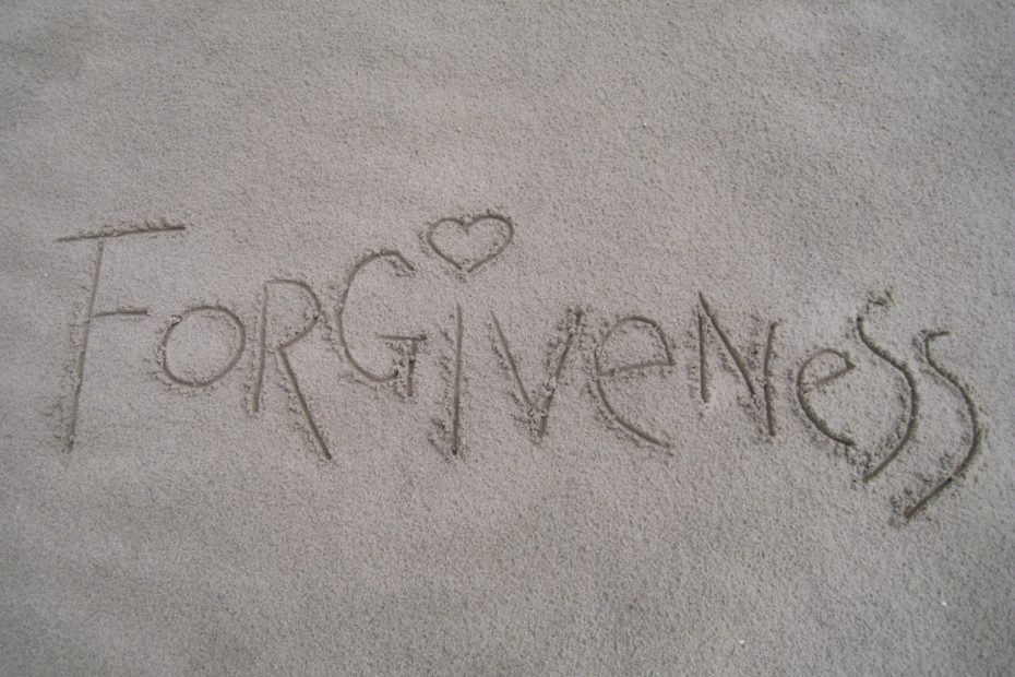 Vergebung